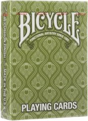 - Игральные Карты Bicycle Artistry Playing Cards Green