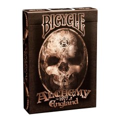 - Игральные Карты Bicycle Alchemy Playing Cards