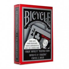 - Игральные Карты Bicycle Tragic Royalty Playing Cards