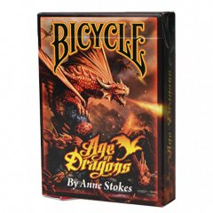 - Игральные Карты Bicycle Age of Dragons Playing Cards