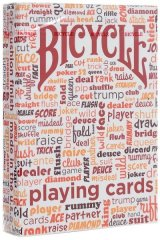 - Игральные Карты Bicycle Table Talk Playing Cards