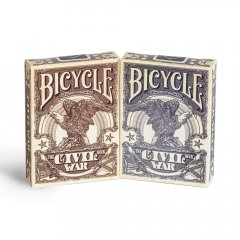 - Игральные Карты Bicycle Civil War Playing Cards