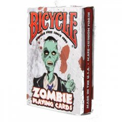 - Игральные Карты Bicycle Zombie Playing Cards