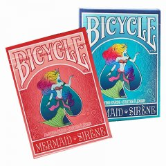 - Игральные Карты Bicycle Mermaid Sirene Playing Cards