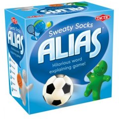 - Snack Alias Sweaty Socks (Элиас Мир Спорта) ENG