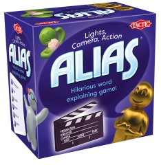 - Snack Alias Lights, Camera, Action (Элиас Свет, Камера, Мотор) ENG