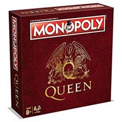 - Monopoly Queen Edition (Монополия Queen) ENG