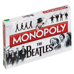 - Monopoly The Beatles Edition (Монополия The Beatles) ENG
