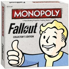 - Monopoly Fallout Edition (Монополия Фолаут) ENG