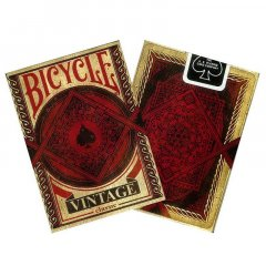 - Игральные Карты Bicycle Vintage Playing Cards