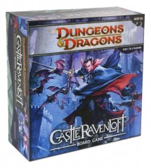 - Dungeons & Dragons Castle Ravenloft (Подземелья и Драконы: Замок Ревенлофт) ENG
