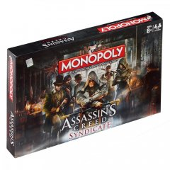- Monopoly Assassin's Creed Syndicate ENG