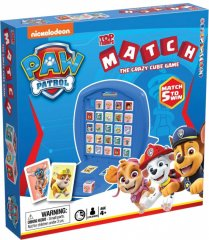 - Top Trumps Match Paw Patrol ENG