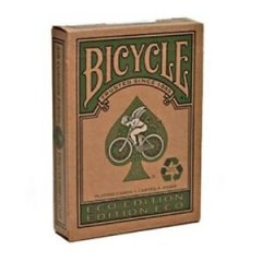 - Игральные Карты Bicycle Eco Edition Playing Cards