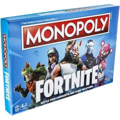 - Monopoly Fortnite (Монополия Фортнайт)