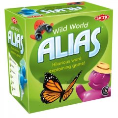 - Snack Alias Wild World (Алиас Дикий Мир) ENG