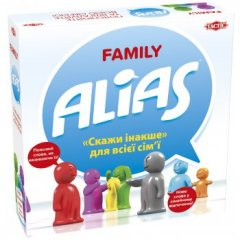 -  Alias Family (Сімейний Еліас) UKR