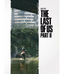 - Артбук Світ гри The Last of Us Частина II