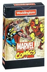 - Игральные карты Waddingtons Marvel Comic Retro