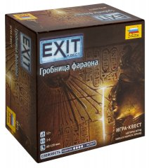 - EXIT: Квест. Гробница фараона (EXIT: The Game – The Pharaoh's Tomb)