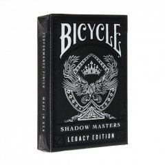 - Игральные Карты Bicycle Shadow Masters Legacy Edition