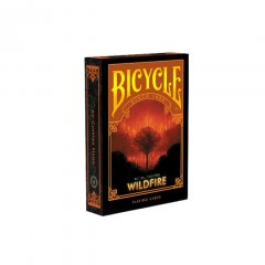 - Игральные Карты Bicycle Natural Disaster Wildfire
