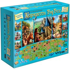 - Каркассон Big Box (Carcassonne Big Box) RUS