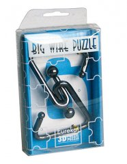 - Big Wire Metal Puzzle 6 (Голубой)