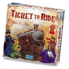 - Ticket to Ride: Америка (Билет на Поезд) ENG