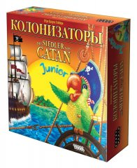 - Колонизаторы Junior (Catan: Junior)