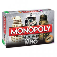 - Monopoly. Doctor Who (Монополия. Доктор Кто)