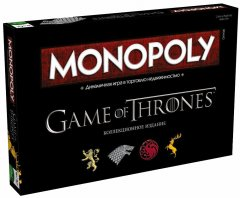 - Монополия. Игра Престолов (Monopoly. Game Of Thrones) RUS