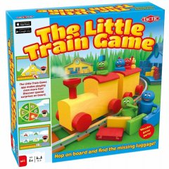 - Маленький Паровозик (The Little Train Game)