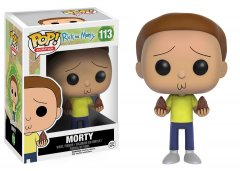 Funko - Фигурка Funko POP! Animation: Rick and Morty - Morty (Funko POP! Animation: Рик и Морти - Морти)