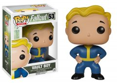 - Фигурка Funko POP! Games: Fallout - Vault Boy